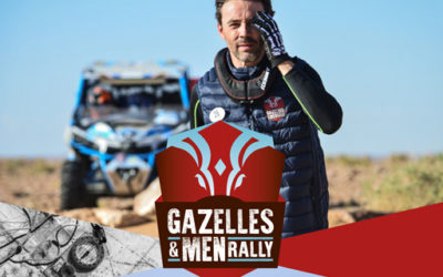 Wood & Ply sponsors pour LE GAZELLES AND MEN RALLY