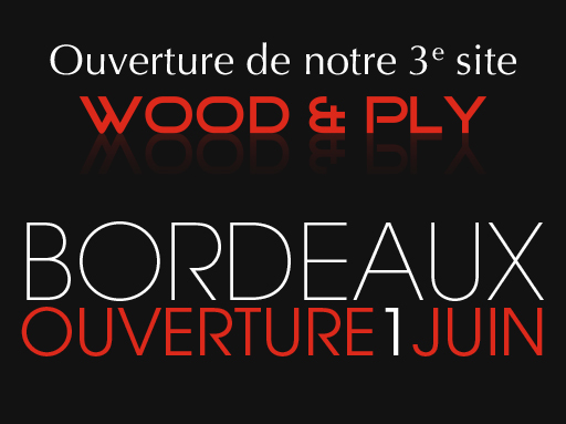 Wood & Ply Bordeaux