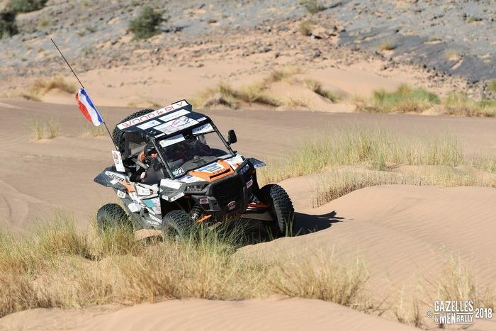 woodply rally des gazelles and men soutien l equipe 21
