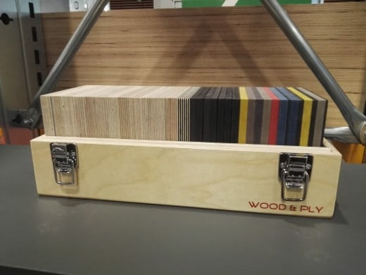 WOODPLY GAMME DESIGN