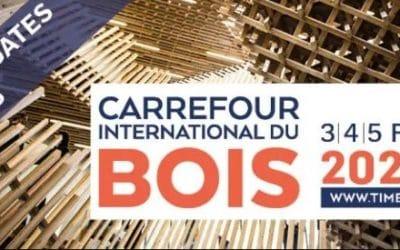 Carrefour du bois reporté