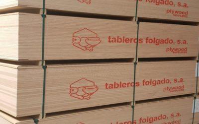 TABLEROS FOLGADO adopte une nouvelle charte graphique sur ses colis !