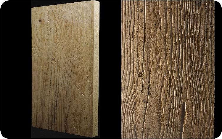 Brosse Vieilli (Knotty Oak)